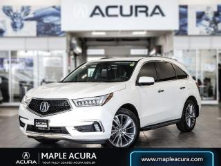 Used 2018 Acura MDX Elite Package ***SOLD*** for sale in Maple, ON