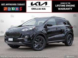 New 2021 Kia Sportage EX S for sale in Orillia, ON