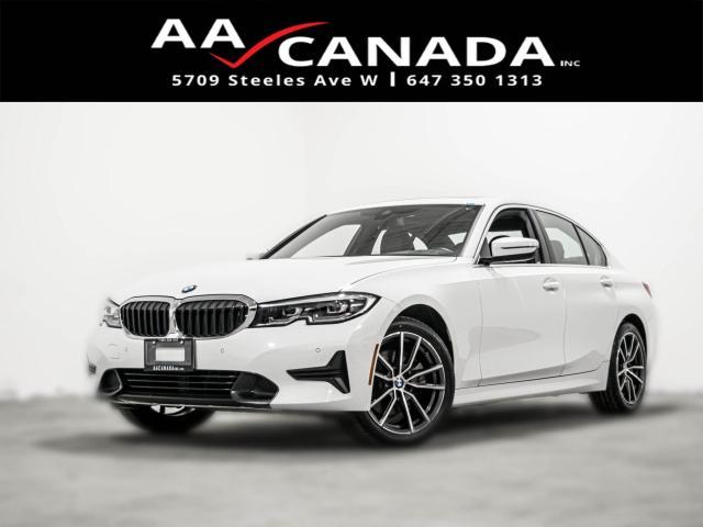 2020 BMW 3 Series 330i xDrive|ACCIDENT FREE|CLEAN CARFAX|