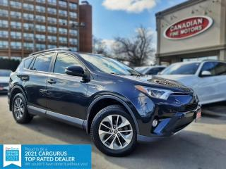 Used 2016 Toyota RAV4 Hybrid HYBRID XLE | CLEAN CARFAX | CAM | ROOF | 4 NEW SNOW TIRES* | for sale in Scarborough, ON
