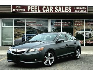 Used 2013 Acura ILX TECH PKG|CLEANCARFAX|PRICE.MATCH.POLICY|PRECERTIFIED| for sale in Mississauga, ON