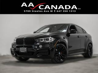 Used 2017 BMW X6 xDrive35i|M PACKAGE|CLEAN CARFAX| for sale in North York, ON