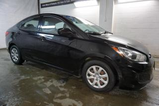 Used 2014 Hyundai Accent GLS CERTIFIED 2YR WARRANTY BLUETOOTH CRUISE HEATED SEATS for sale in Milton, ON