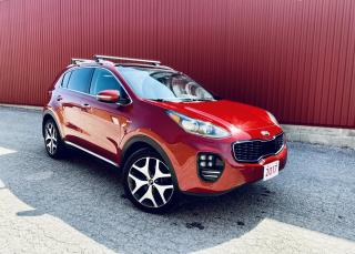 Used 2017 Kia Sportage SX AWD, TURBO, NAVI, PANOROOF, B-CAM for sale in Scarborough, ON