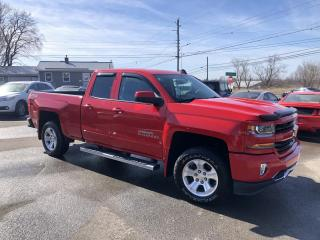 Used 2016 Chevrolet Silverado 1500 LT True North  4WD Z71, Truck is Like NEW!! for sale in Truro, NS