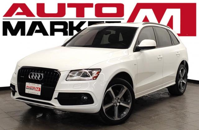 2015 Audi Q5 Technik S Line Certified!AWD!Navigation!WeApproveAllCredit!