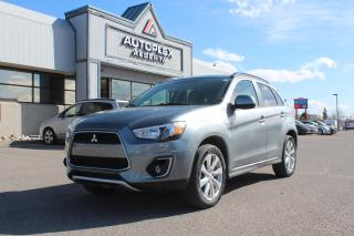 Used 2014 Mitsubishi RVR GT 4WD for sale in Calgary, AB