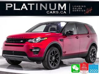 Used 2019 Land Rover Discovery Sport HSE AWD, 7PASS, NAV, PANO, CAM, HEATED, BT for sale in Toronto, ON