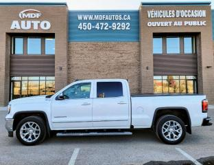 Used 2016 GMC Sierra 1500 SLT Z-71 CREW CAB for sale in St-Eustache, QC