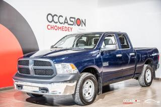 Used 2013 RAM 1500 ST 4X4+GROUPE ELECTRIQUE+A/C for sale in Laval, QC