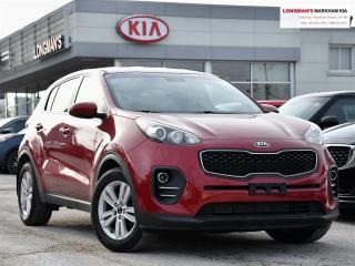 Used 2017 Kia Sportage LX for sale in Markham, ON