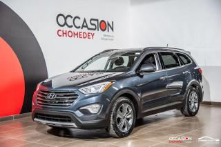 Used 2016 Hyundai Santa Fe XL Premium AWD+SIEGES CHAUFFANTS+CAMERA DE RECUL for sale in Laval, QC