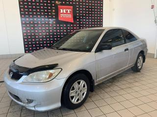 Used 2004 Honda Civic SE Achat comptant for sale in Terrebonne, QC