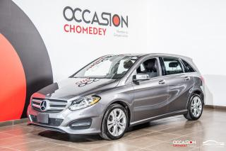Used 2017 Mercedes-Benz B-Class B 250 Sports Tourer AWD+TOIT PANO+CUIR CHAUFFANT for sale in Laval, QC