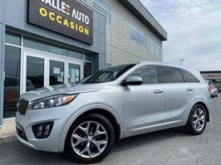 Used 2016 Kia Sorento AWD 4dr 3.3L SX 7-Seater for sale in St-Georges, QC