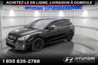 Used 2014 Subaru Impreza 2.0I SPORt + GARANTIE + TOIT + A/C + WOW for sale in Drummondville, QC
