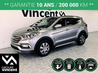 Used 2017 Hyundai Santa Fe Sport SE AWD CUIR ** GARANTIE 10 ANS ** Beaucoup d'équipements à bas prix! for sale in Shawinigan, QC