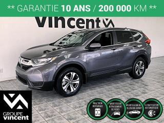 Used 2017 Honda CR-V LX AWD ** GARANTIE 10 ANS ** Optez pour une valeur sûre! for sale in Shawinigan, QC