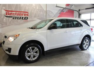 Used 2015 Chevrolet Equinox LS AWD for sale in Lévis, QC