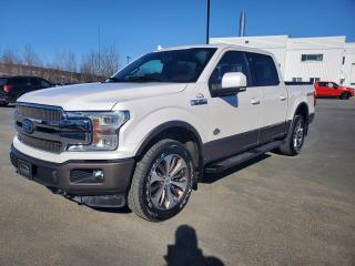 Used 2018 Ford F-150 KING RANCH, CREW, ECOBOOST 3.5L, 4X4 for sale in Vallée-Jonction, QC