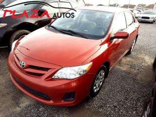 Used 2013 Toyota Corolla 4dr Auto CE, GARANTIE 1 AN ET OU 15000KM for sale in Beauport, QC