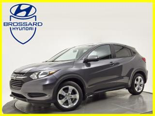 Used 2016 Honda HR-V FWD MAN LX  A/C BLUETOOTH CAMERA RECUL for sale in Brossard, QC