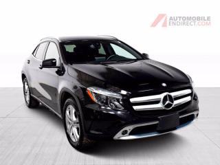 Used 2016 Mercedes-Benz GLA GLA250  4Matic Cuir GPS Sièges Chauffants Caméra for sale in St-Hubert, QC