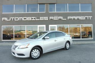Used 2013 Nissan Sentra SV - AUTOMATIQUE - DEMARREUR A DISTANCE - for sale in Québec, QC