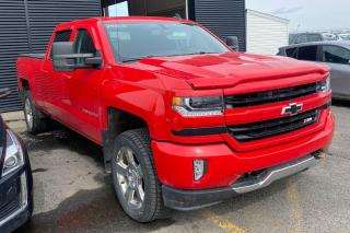 Used 2017 Chevrolet Silverado 1500 2LT Z71  CREW CAB 5,3 4X4 NHT PACKAGE for sale in St-Hubert, QC