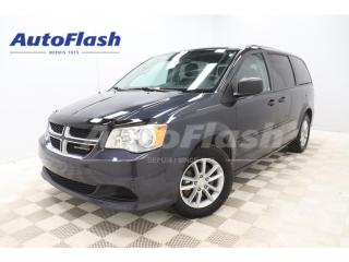 Used 2014 Dodge Grand Caravan SXT STOW'N-GO *A/C-3-ZONES *GPS/CAMERA for sale in St-Hubert, QC