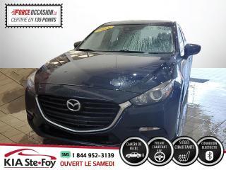 Used 2018 Mazda MAZDA3 Sport GS* SIEGES CHAUFFANTS* VOLANT CHAUFFANT* for sale in Québec, QC