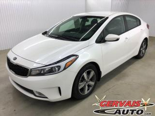 Used 2018 Kia Forte LX+ MAGS CAMÉRA A/C BLUETOOTH *Transmission Automatique* for sale in Trois-Rivières, QC