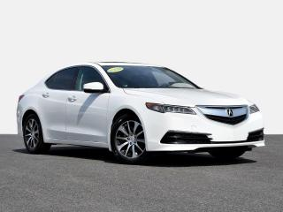 Used 2017 Acura TLX Tech cuir toit gps caméra de recul for sale in Ste-Julie, QC