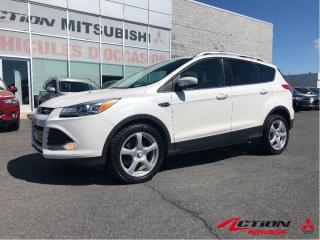 Used 2013 Ford Escape TITANIUM+TOIT PANO+MAGS 19+CAMÉRA+A/C+AWD+CUIR for sale in St-Hubert, QC