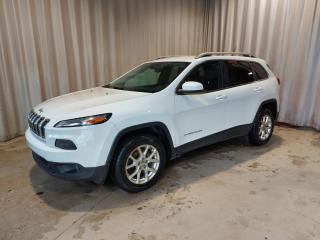 Used 2015 Jeep Cherokee 4 RM, 4 portes, North (AWD,4X4,4WD) for sale in Sherbrooke, QC