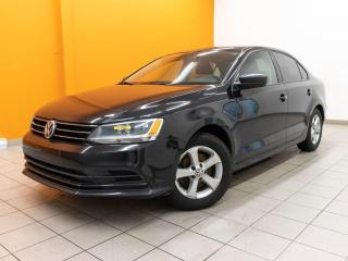 Used 2017 Volkswagen Jetta TRENDLINE+ CLIMATISEUR BLUETOOTH *CAMÉRA* for sale in St-Jérôme, QC