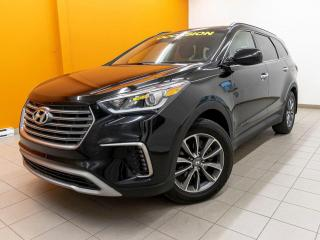 Used 2017 Hyundai Santa Fe XL 7 PLACES CAMÉRA BLUETOOTH *SIÈGES CHAUFFANTS* for sale in St-Jérôme, QC
