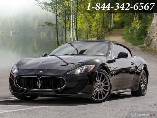 Used 2014 Maserati GranTurismo MC SPORTLINE | VERY RARE! for sale in Oakville, ON