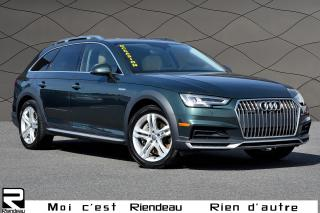 Used 2018 Audi A4 2.0 TFSI quattro Progressiv S tronic for sale in Ste-Julie, QC