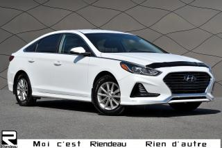 Used 2018 Hyundai Sonata 2.4L ESSENTIAL A/C CAMERA DE RECUL for sale in Ste-Julie, QC