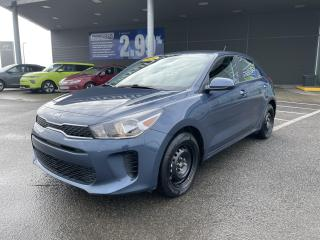 Used 2020 Kia Rio5 LX+ IVT,CAMERA,A/C,CRUISE,BLUETOOTH+++ for sale in Mirabel, QC