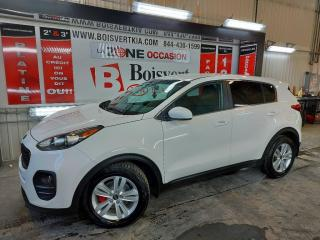 Used 2017 Kia Sportage SPORTAGE LX DÉMARREUR DIST. CAMÉRA BLUETOOTH for sale in Blainville, QC