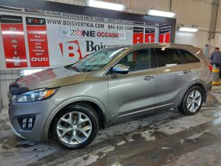 Used 2016 Kia Sorento SORENTO SX GPS TOIT CUIR CAMÉRA ATTACHE REMORQUE for sale in Blainville, QC