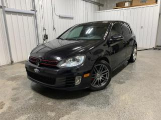 Used 2012 Volkswagen Golf GTI Voiture à hayon, 5 portes DSG for sale in Ste-Brigitte-de-Laval, QC