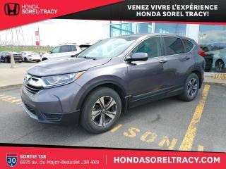 Used 2018 Honda CR-V Lx 2rm for sale in Sorel-Tracy, QC
