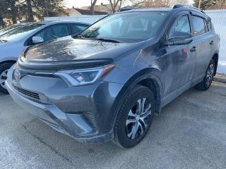 Used 2017 Toyota RAV4 4 portes LE traction avant for sale in Trois-Rivières, QC