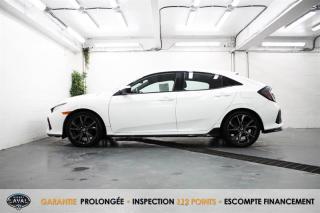 Used 2017 Honda Civic Man Sport + Toit + Caméra + Keyless for sale in Québec, QC