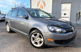 Used 2011 Volkswagen Golf Wagon ***TRENDLINE,AUTOMATIQUE,MAGS,AUBAINE*** for sale in Longueuil, QC