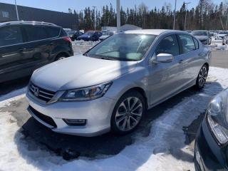 Used 2013 Honda Accord Sedan Sport for sale in Gander, NL