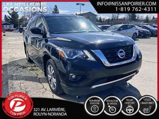 Used 2019 Nissan Pathfinder SV (frais vip 395$ non inclus) for sale in Rouyn-Noranda, QC